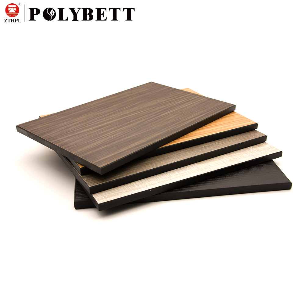 Matte Surface Finishing And Decorative Phenolic compact Board High-Pressure Laminate