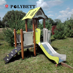 Exterior HPL for Playground Equipment Compact Laminate Board for Kids Playground