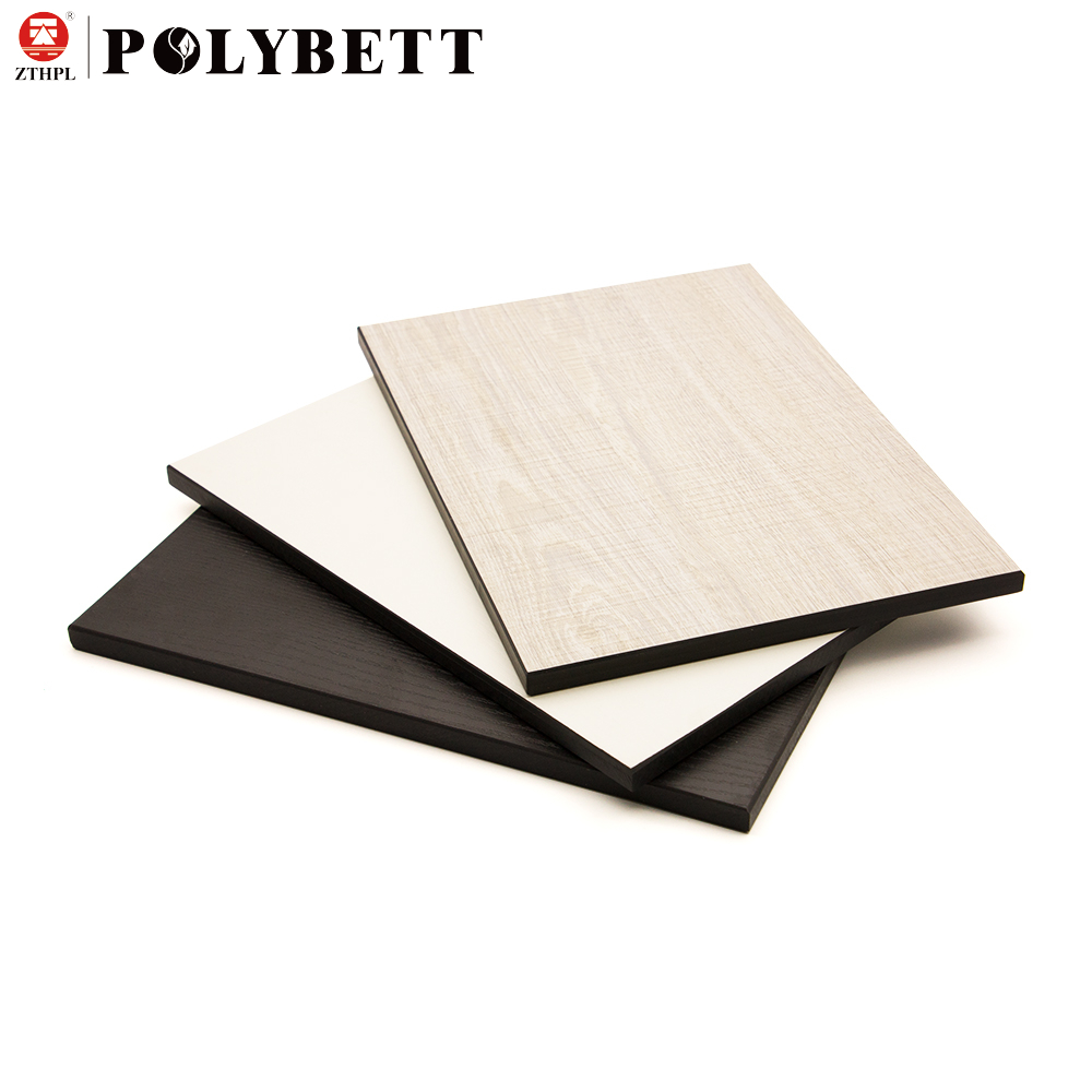 HPL high pressure compact laminate for outdoor and interdoor tabletop customized