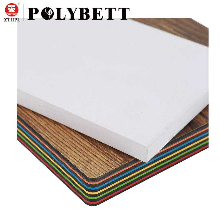 Hot selling full color core hpl compact laminate sheet with great price
