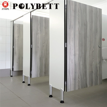 Hospital Waterproof HPL Toilet Partitions System