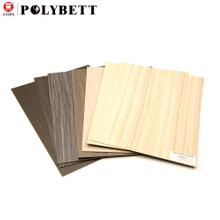 Decorative melamine kraft paper laminated decorative fireproof hpl board