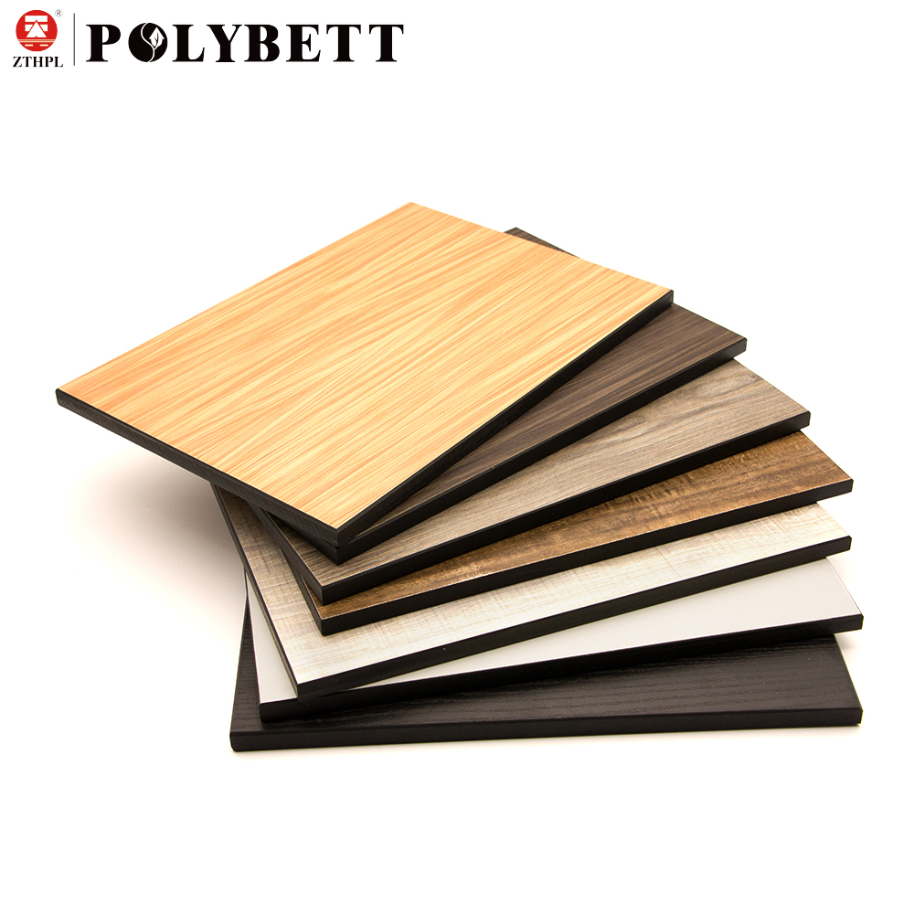 Polybett wholesale hpl-compact waterproof hpl compact laminate sheets