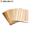 Competitive Price 0.6mm 0.8mm 1mm High Pressure Wood Grain Laminate Hpl Sheets for Furniture Surface Skin