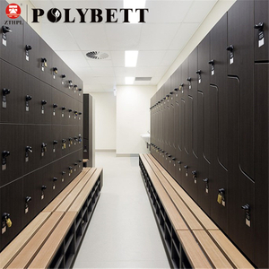 Waterproof And Fireproof High Pressure Laminate Hpl Compact for School Wardrobe Lockers