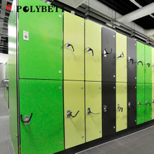 Waterproof 12mm Hpl Compact Laminate for Hpl Gym Locker