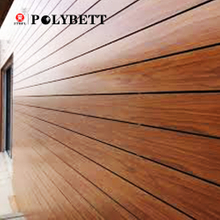 Anti-UV exterior hpl Compact laminate for outdoor wall cladding decoration