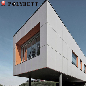 Anti-UV Hpl 8mm Fundermax Exterior Wall Panels for Building Materials