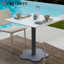 Outdoor Fashion 12mm Hpl Coffee Table