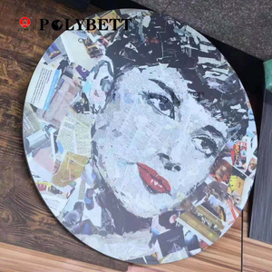 Colorful Art Laminate Good-looking Decorative Art Hpl