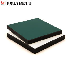 HPL phenolic resin chemical resistant laminate board for laboratory table top